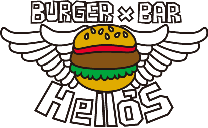 BURGER×BAR Hello'S
